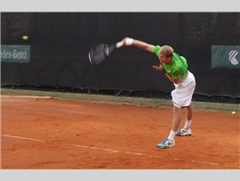 MERSİNCUP ATP CHALLENGER - 2012