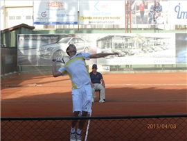 MERSİNCUP ATP CHALLENGER - 2013